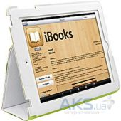 Вид 2 - Чехол для планшета Capdase Folder Case Folio Dot White/Green for iPad 4/iPad 3/iPad 2 (FCAPIPAD3-P026)