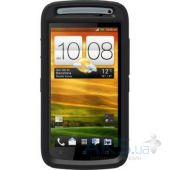 Вид 2 - Чехол OtterBox Defender Case black for HTC One S (77-18981)