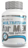 Витамины BioTech USA Multivitamin for Men 60 таблеток