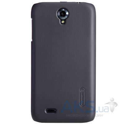 Чехол Nillkin Super Frosted Shield Lenovo A850 Black