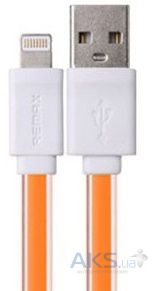 Кабель USB REMAX Color Lightning Cable 1.5M Red
