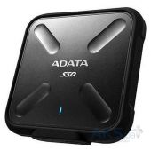 Накопитель SSD ADATA Durable SD700 256 GB (ASD700-256GU3-CBK)