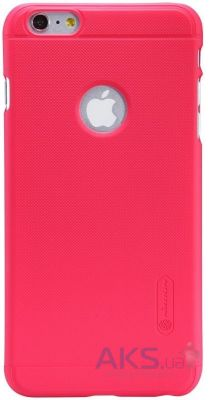 Чехол Nillkin Super Frosted Shield Apple iPhone 6 Plus, iPhone 6S Plus Red