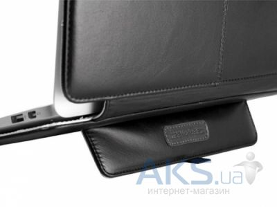 "Чохол Teemmeet Protection Exclusive Case for MacBook Air 11"" (MB113443/03) Black (MB113443/03) - фото 4"