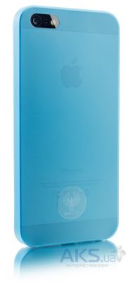 Чехол Red Angel UltraThin Apple iPhone 5, iPhone 5S, iPhone 5SE Blue
