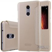 Чехол Nillkin Sparkle Leather Series Xiaomi Redmi Pro Gold