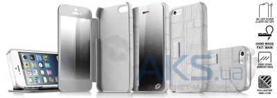 Чехол ITSkins Lipstick for iPhone 5/5S White (APH5-LPSTK-WITE)