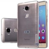 Чехол Nillkin Nature Series Huawei Honor 5X, Honor GR5 Transparent Grey