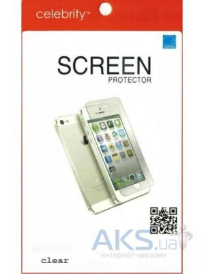 Защитная пленка Celebrity Samsung G310 Galaxy Ace Style Clear