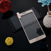 Вид 3 - Защитное стекло Tempered Glass 3D Full Cover Xiaomi Mi5 Gold