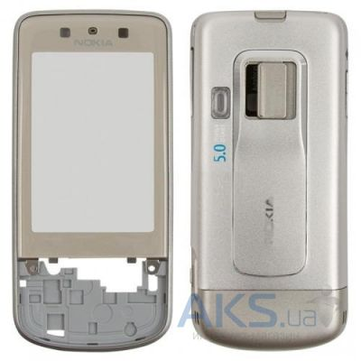 Корпус Nokia 6260 Slider White