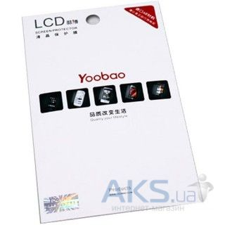 Защитная пленка Yoobao screen protector for HTC Desire V T328w/Desire x(t328e) Clear