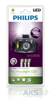 Фонарик Philips SFL 6050 Headlight LED