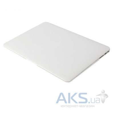 "Чехол Moshi Ultra Slim Case iGlaze Pearl White (V2) for MacBook Air 11"" (99MO071101)"
