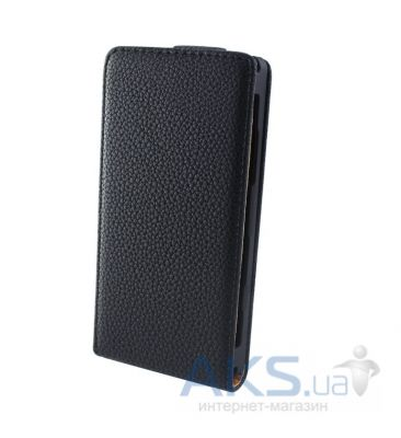 Чехол Atlanta Book case for LG Optimus L Fino D335 Dual Black