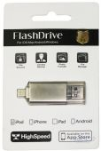 Гаджет  FlashDrive for iPhone/iPod/iPad 32Gb class 10