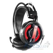 Наушники (гарнитура) E-blue Cobra HS Gaming Headset Black (EHS013RE)