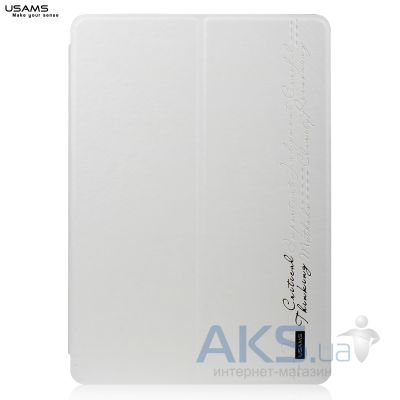 Чехол для планшета Usams Merry series for iPad Air White