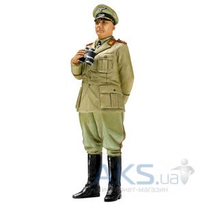 VSTank 1:24 Military Metal Figure Germam Commander Ger01 (A03102801)