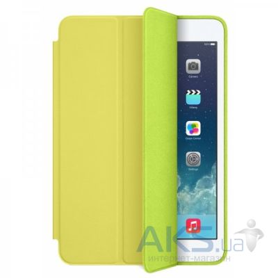 Чехол для планшета Apple iPad mini 2 Smart Case Yellow (ME708LL/A)