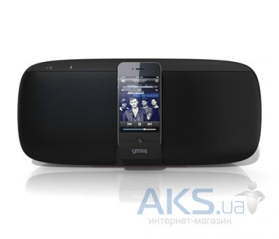 Колонки акустические Gear4 Wireless Bluetooth HouseParty Portable Black (PG532)