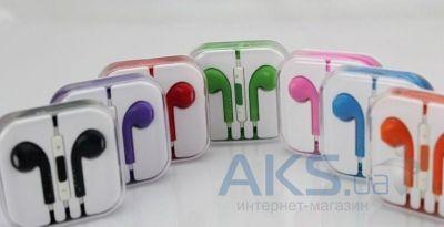 Гарнітура для телефону Apple EarPods HC Pink - купити в Україні! c9f85679d4d12