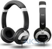 Вид 4 - Наушники (гарнитура) TDK ST260s ON-EAR HEADPHONES SMARTPHONE CONTROL Black