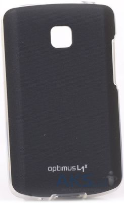 Чехол VOIA Jelly Skin for LG Optimus L1 II E410 Black