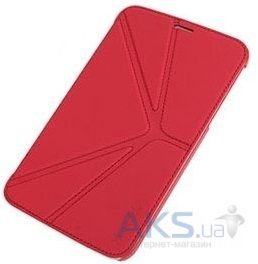 Чехол для планшета Xundd Leather Case for Samsung T310 Galaxy Tab 8.0 red