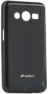 Чехол Melkco Poly Jacket TPU Case for Samsung G355/Core Black