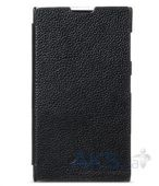 Вид 7 - Чехол Melkco Book leather case for Nokia Lumia 1020 Black (NKLU10LCFB2BKLC)