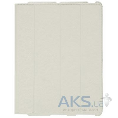 Чехол для планшета Dublon Leatherworks Smart Perfect Case White for iPad 4/iPad 3/iPad 2 (SPC-ID3-WH)