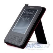 Обложка (чехол) Speck DustJacket for Kindle Keyboard Red