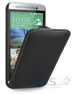 Чехол TETDED Leather Flip Series HTC One E8 Dual Black
