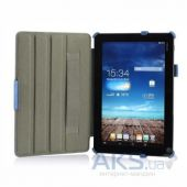Вид 4 - Чехол для планшета Asus Classic Slim Stand Leather Case for MeMo Pad HD 10 ME102A Blue