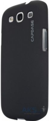 Чехол Capdase Karapace Jacket Touch Black for Samsung Galaxy Win Duos i8552 (KPSGI8552-T101)