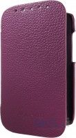 Чехол Melkco Book leather case for HTC Desire 600 Purple (O2DE60LCFB2PELC)