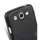 Вид 5 - Чехол Melkco Book leather case for Samsung i9152 Galaxy Mega 5.8 Black (SSMG91LCFB2BKLC)