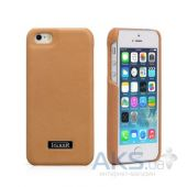 Чехол iCarer Luxury Back Cover Apple iPhone 5, iPhone 5S, iPhone 5SE Brown