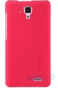 Чехол Nillkin Super Frosted Shield Lenovo A536 Red