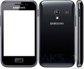 Корпус Samsung S7500 Galaxy Ace Plus Black