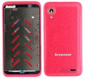 Корпус Lenovo S720 Original Red