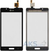 Сенсор (тачскрин) для LG Optimus L7 2 P710, Optimus L7 2 P713 Original Black