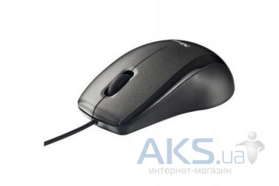 Компьютерная мышка Trust Carve  USB Optical Mouse MI-2275F (15862) Black