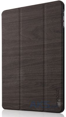 Чехол для планшета Mooke Mock Wooden Case Apple iPad Air Dark Grey