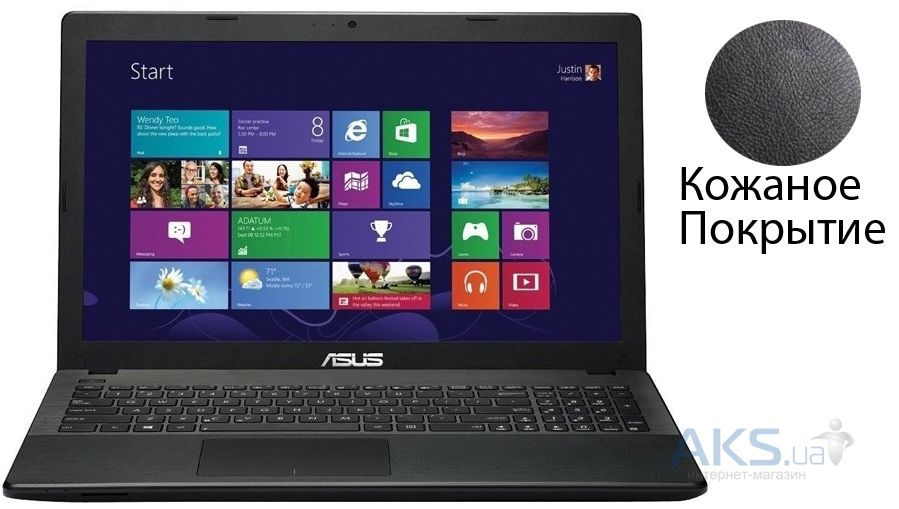 Ноутбук Asus X551MAV (X551MAV-EB01) Leather Black