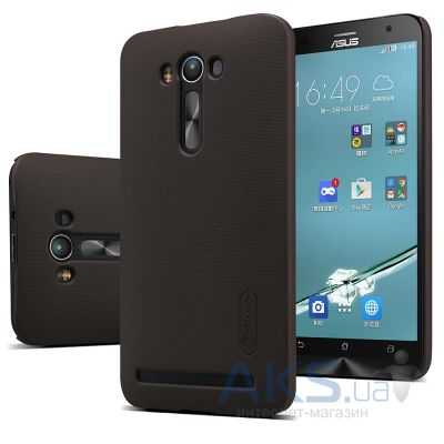 Чехол Nillkin Super Frosted Shield Asus Zenfone 2 Laser ZE550KL Black