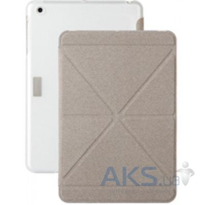 Чехол для планшета Moshi VersaCover Origami Case for iPad mini Retina/iPad mini Velvet Grey (99MO064702)