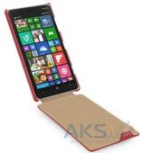 Вид 4 - Чехол TETDED Leather Flip Series Nokia Lumia 830 Red