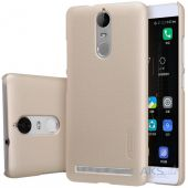 Чехол Nillkin Super Frosted Shield Lenovo A7020, K5 Note Gold